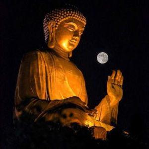 Boeddhisme op de zondagmorgen